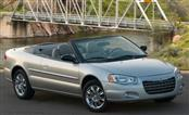 CHRYSLER Car SEBRING CONV
